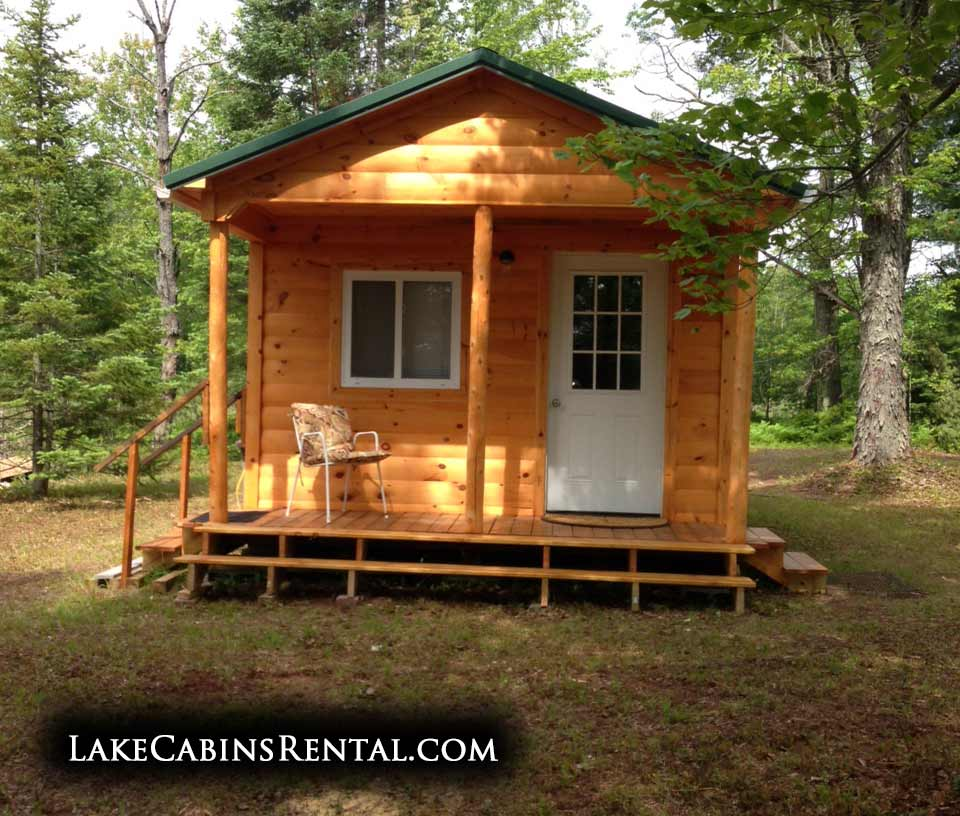 Superbe Lake Michigan Cabin